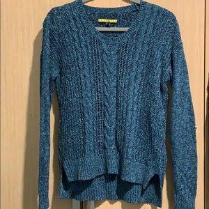 Prince & Fox Blue Sweater